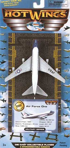 "Air Force One 747 (Approx. 5"")"