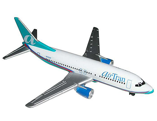 "AirTran Airliner (5"")"