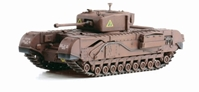 Churchill Mk. IV, A' Sqd. North Irish Horse, Tunisia 1943 (1:72), Dragon Diecast Armor Item Number DRR60503