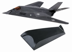 F-117A Nighthawk, 37TFW USAF, November 1988  (1:144), DragonWings 1:144 scale Diecast Warbirds Item Number DRW51051