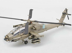 Ah-64a Apache Devil Dance (1:72), EasyModel Aircraft Models Item Number EM37029