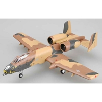 A-10a Warthog Iraq 1990 (1:72), EasyModel Aircraft Models Item Number EM37113