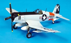 F4U-4 Corsair USN Kansas (1:72), EasyModel Aircraft Models Item Number EM37240