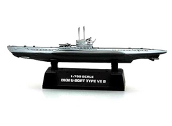 German Type Vii R U-Boat (1:700), EasyModel Aircraft Models Item Number EM37313