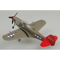 "P-39Q Airacobra ""152"" Tuskegee Airmen Red Tails (1:72)"