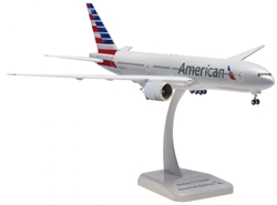 American 777-200ER N776AN (1:200) by Hogan Wings Collectible Airliner Models item number: HG0052G