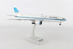 Kuwait Airlines 777-200ER 9K-AOB Garough (1:200) by Hogan Wings Collectible Airliner Models item number: HG0144G