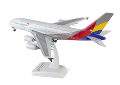 Asiana A380 (1:200) With Gear HL7625 by Hogan Wings Collectible Airliner Models item number: HG0168G