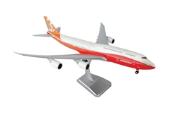 Boeing 747-8 House Livery Red Tail  (1:200) by Hogan Wings Collectible Airliner Models item number: HG10864G