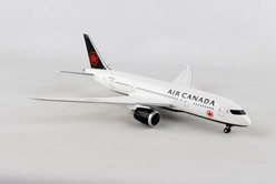 Air Canada 787-8  With Gear No Stand Reg#C-GHPQ (1:200) by Hogan Wings Collectible Airliner Models item number: HG10963G