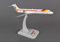 Iberia MD-87 (1:200) EC-FHD Ciudad De Leon by Hogan Wings Collectible Airliner Models item number: HG5705