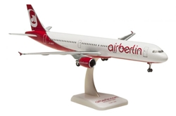Air Berlin A321 W/Gear D-ABCH (1:200) by Hogan Wings Collectible Airliner Models item number: HGAB05
