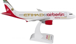 Air Berlin/Etihad A320 (1:200) No Gear D-ABDU by Hogan Wings Collectible Airliner Models item number: HGAB07