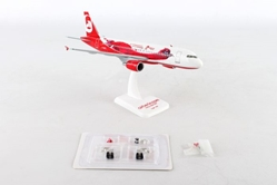 "Air Berlin A320 ""Milo"" with Gear (1:200) by Hogan Wings Collectible Airliner Models item number: HGAB09"