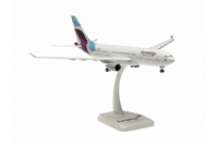 Eurowings A330-200 With Gear D-AXGA (1:200) by Hogan Wings Collectible Airliner Models item number: HGEW02