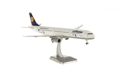 "Lufthansa A321 ""Bingen 25 Years"" D-AIRR (1:200) by Hogan Wings Collectible Airliner Models item number: HGLH52"