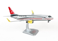 Tulfly 737-800 (1:200) with Gear, Registration: D-ATUC White Head by Hogan Wings Collectible Airliner Models item number: HGTF01