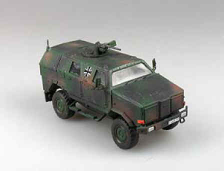 ATF Dingo 1 Bundeswehr, Germany (1:72), Panzerstahl Diecast Armor Item Number PS88023