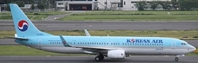 Korean Air B737-900ER HL8221 (1:400)