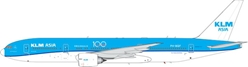KLM Asia B777-200ER New Livery, 100 Years PH-BQF (1:400)
