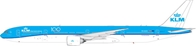 KLM B777-300ER New Livery, 100 Years PH-BVR (1:400)