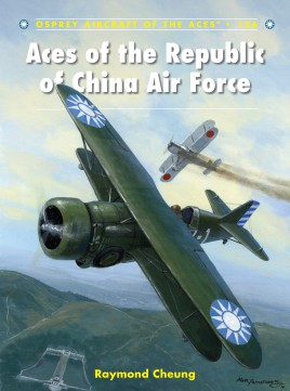 Aces Of Republic Of China Af, Osprey Publishing Item Number OSPACE126