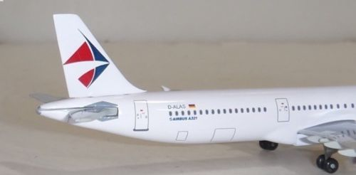 Aero Lloyd A321-231 (1:400), DragonWings 400 Diecast Airliners Item Number DRW55455
