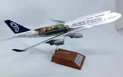 "Air New Zealand 747-400 ""Lord of the Rings"" ZK-NBV (1:200), JC Wings Diecast Airliners, Item Number JC2ANZ859"