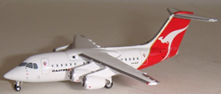 BAe 146100 QantasLink VH-YAD (1:400) , Jet X 1:400 Diecast Airliners Item Number MSCQA003