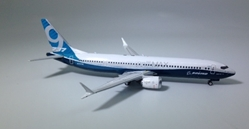Boeing B737-9max House Colors  N7379E ((1:400)), Phoenix (1:400) Scale Diecast Aircraft, Item Number PH11486
