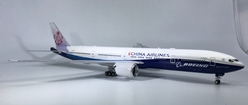 "China Airlines B777-300ER ""Spirit of Seattle"" B-18007 (1:200) by Phoenix 1:200 Scale Diecast Aircraft"