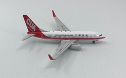 China United Airlines B737-700 Winglets B-5208 (1:400), Phoenix 1:400 Scale Diecast Aircraft, Item Number PH4CUA1277