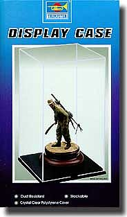 Figure Display Case, Trumpeter Item Number TRP9807