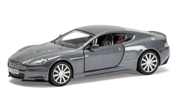 James Bond Aston Martin DBS Casino Royale (1:36), Corgi Entertainment Diecast Item Number CC03803