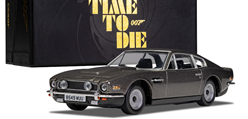 "James Bond - Aston Martin V8 Vantage, ""No Time To Die"" (1:36)"
