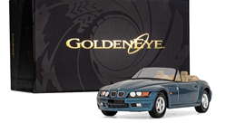 James Bond Bmw Z3 Goldeneye 1/36