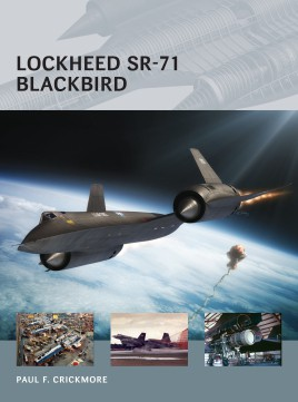 Lockheed Sr-71 Blackbird, Osprey Publishing Item Number OSPAVG20