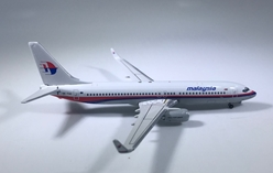 Malaysia Airlines 737-800 ((1:400)) W/ Winglets by Phoenix (1:400) Scale Diecast Aircraft