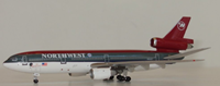 Northwest DC-10-40 Special marking N144JC, AeroClassics Models Item Number AC19145