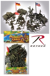 Rothco CE Combat Force Soldier Play Set, Rothco Item Number 108-2315