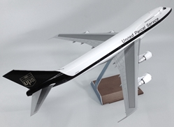 UPS B747-200F Old Livery N523UP (1:200) by JC Wings Diecast Airliners Item: JC2UPS132
