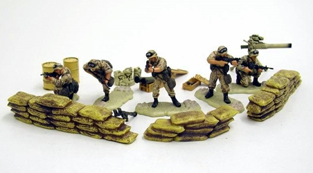 US 24 Infantry Mechanized (1:32) by Forces of Valor SKU FOV83001