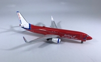 Virgin Airlines Pacific Blue 737-800 VH-VUM (1:400) by Phoenix 1:400 Scale Diecast Aircraft