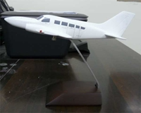Cessna 402 (1:48) Blank ready for decals, Aero Le Plane Models Item Number APC402