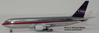 USAIr 767-200 N648US (1:400)
