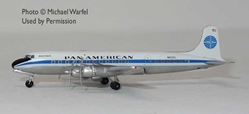 "Pan Am DC-6 N6526C ""Mount Vernon"" (1:400) by AeroClassics Models Item Number: AC419507"