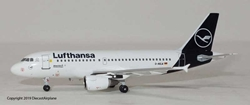 "Lufthansa A319 D-AILW ""New Colors"" (1:400)"