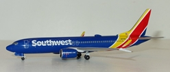 Southwest 737-8 N8710M (1:400), AeroClassics Models, Item Number AC419392