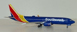 Southwest 737-8 N8727M (1:400), AeroClassics Models, Item Number AC419479