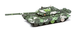 ZTZ-99 Battle Tank (1:35), Air Force 1 Diecast Item Number AF1-00110